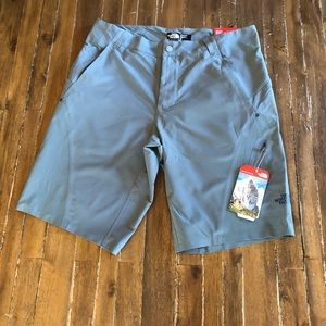 Brand new North Face men's hiking/boats shorts